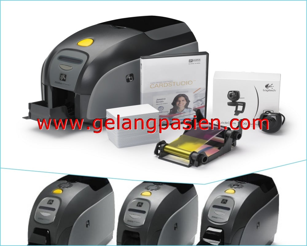 printer zebra zxp series 3